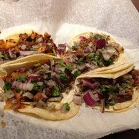 Photo taken at Felipe's Taqueria by Brandon S. on 11/30/2012