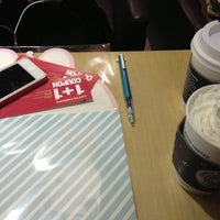 Photo taken at EDIYA COFFEE by 세영 장. on 4/9/2013