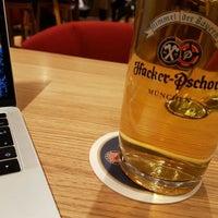 Das Foto wurde bei Holiday Inn Express Munich City West von Tobi am 3/14/2017 aufgenommen