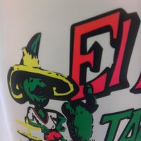 Photo taken at El Ranchito Taco Shop by Extreme Road Trip on 9/19/2013