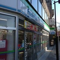 Photo taken at ファミリーマート 西小山駅前店 by @Nakatani on 12/27/2012
