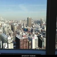 Photo taken at グローバルナレッジネットワーク株式会社 新宿ラーニングセンター by @Nakatani on 1/21/2013