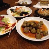 Photo taken at 台湾キッチン ユウラ (游羅) 青物横丁店 by @Nakatani on 5/27/2014