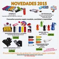 Das Foto wurde bei 2A Promociones Publicitarias von 2A Promociones Publicitarias am 2/16/2015 aufgenommen