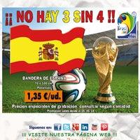 Das Foto wurde bei 2A Promociones Publicitarias von 2A Promociones Publicitarias am 5/5/2014 aufgenommen