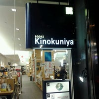 Photo taken at Kinokuniya Bookstore by Kim W. on 2/23/2013