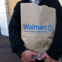 Photo taken at Walmart by Patrick on 3/9/2013