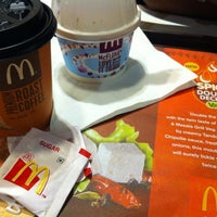 Photo taken at McDonald's by Aleksandra G. on 2/18/2014