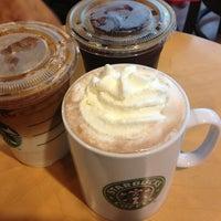 Photo taken at Starbucks by LayWen B. on 2/14/2013