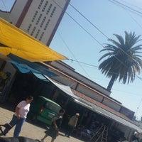 Photo taken at Mercado Juarez by Luis Enrique V. on 1/23/2014