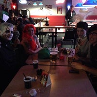 Photo taken at Dive Bar by James T. on 10/27/2013