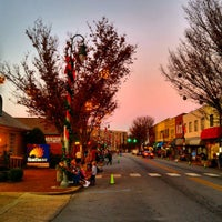 Photo taken at Main street by Mary H. on 12/7/2015