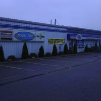 Photo taken at Royal Tire by Kevin M. on 9/9/2013