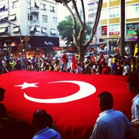 Photo taken at Bağdat Avenue by Derya on 6/30/2013