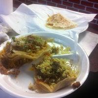 Photo taken at Chabelita Tacos by Michael H. on 6/9/2013