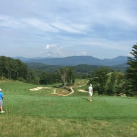 Photo taken at Sequoyah National Golf Club by Jason S. on 8/29/2015