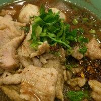 Photo taken at Kouay Teaw Roue Kuen Hang by Nariel N. on 1/25/2012
