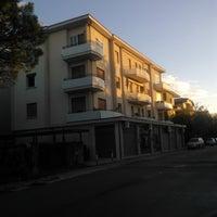 Photo taken at stradina Treviso Sud by giulia g. on 10/16/2012
