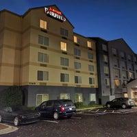 Photo taken at Fairfield Inn & Suites by Marriott Atlanta Perimeter Center by Randy on 12/7/2016