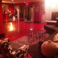 Photo taken at Kimpton Hotel Rouge by Randy on 4/5/2013