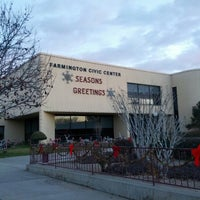 Photo taken at Civic Center - PRCA by Randy on 12/6/2012