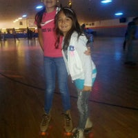 Photo taken at Rainbow Roller Rink by Randy on 4/11/2015