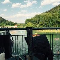 Photo taken at Bad Weihermühle by seren k. on 6/7/2015