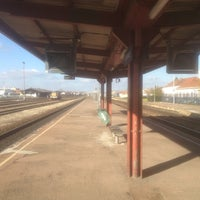 Photo taken at Gare SNCF de Roanne by Quentin K. on 11/7/2012