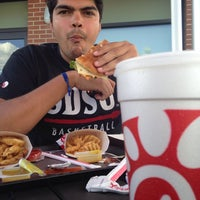 Photo taken at Chick-fil-A by Kevin Kevin K. on 9/2/2015