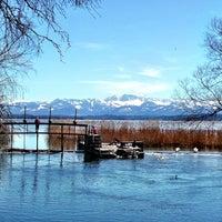 Photo taken at Naturschutzgebiet Unterer Greifensee by Mick K. on 4/14/2013