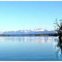 Photo taken at Naturschutzgebiet Unterer Greifensee by Mick K. on 4/25/2013