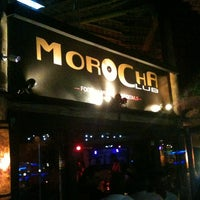 Photo taken at Morocha Club by Leonardo A. on 3/31/2013