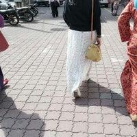Photo taken at Masjid Jamek IPD Dang Wangi by Fatin A. on 10/30/2012