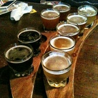 Photo taken at Moon River Brewing Company by Luis Felipe G. on 9/29/2012