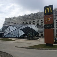 Photo taken at McDonald's by Ἀκακιος⚡ on 3/10/2013