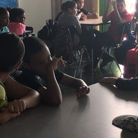 Photo taken at Roosevelt Island Public School 217 by Connie M. on 9/8/2016