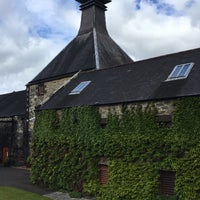 Photo taken at Aberfeldy Distillery by Denis Ivanov on 5/23/2017