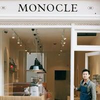 4/2/2013 tarihinde Ryan H.ziyaretçi tarafından The Monocle Café'de çekilen fotoğraf