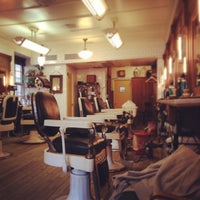 Photo taken at Fellow Barber by Ryan H. on 1/3/2013