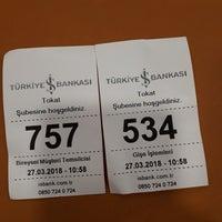 Photo taken at Türkiye İş Bankası by 😍Svl😍 6. on 3/27/2018