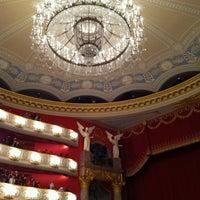Das Foto wurde bei Bayerische Staatsoper von Eivind R. am 6/28/2013 aufgenommen