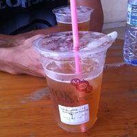 Photo taken at Mok Cafe by Female Body Inspector (FBI) on 11/21/2014