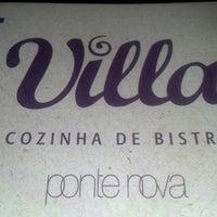 Photo taken at Villa Cozinha de Bistrô by Rodrigo S. on 1/23/2013