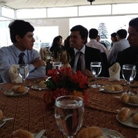 Photo taken at Plaza del Bosque Lima Hotel by Miguel on 12/13/2012