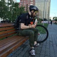 Photo taken at У Аро by Vladislav Y. on 7/16/2016