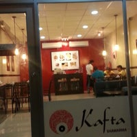 Photo taken at Kafta Shawarma by Jessica B. on 4/11/2013