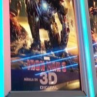 Photo taken at Supercines by Jessica B. on 5/4/2013