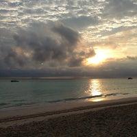 Photo taken at Punta Cana by Nikolay K. on 3/4/2013