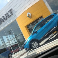 Photo taken at Renault Karoto by Murat I. on 8/24/2013