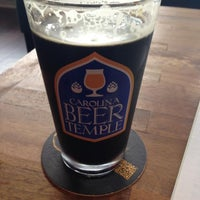 Photo taken at Carolina Beer Temple by Victor B. on 6/19/2013
